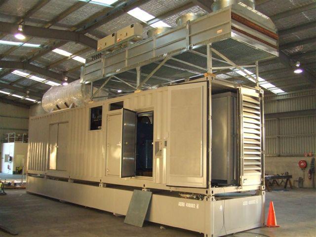 Containerised Generators Jpsil High Quality Purpose