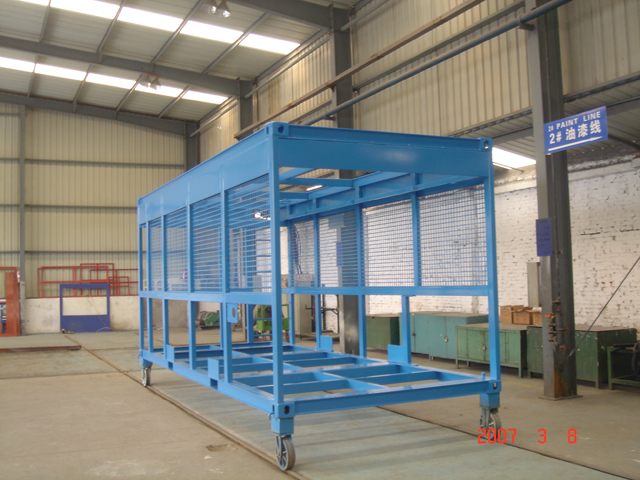 Equipment Frames and Frame Containers   JPSIL   High Quality Purpose ...