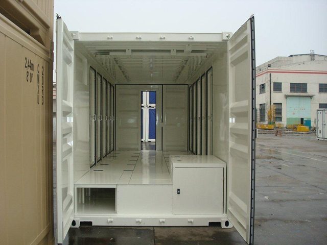 Mobile Data Centre Jpsil High Quality Purpose Built